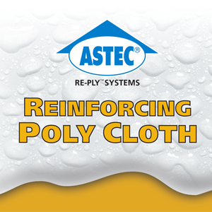 Reinforcing Poly Cloth
