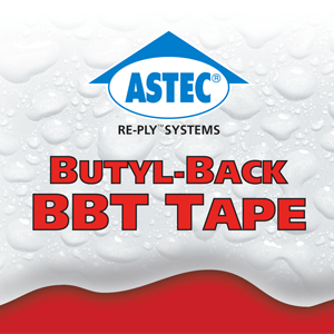 BBT Butyl Back Tape