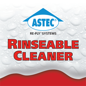 Rinseable Cleaner